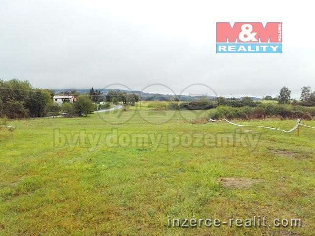 Prodej, stavební pozemek, 7019 m2, Milešov-Klenovice