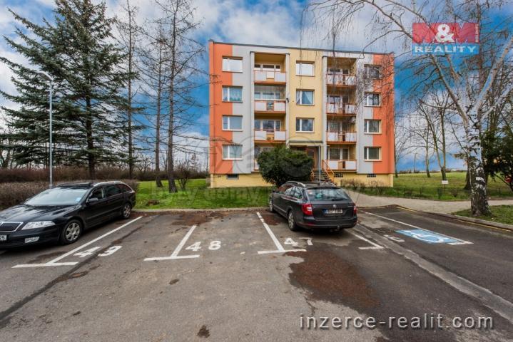 Prodej, byt 2+1, Teplice, ul. Gagarinova
