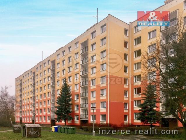 Prodej, byt 4+1, 80 m², Chomutov, ul. Písečná