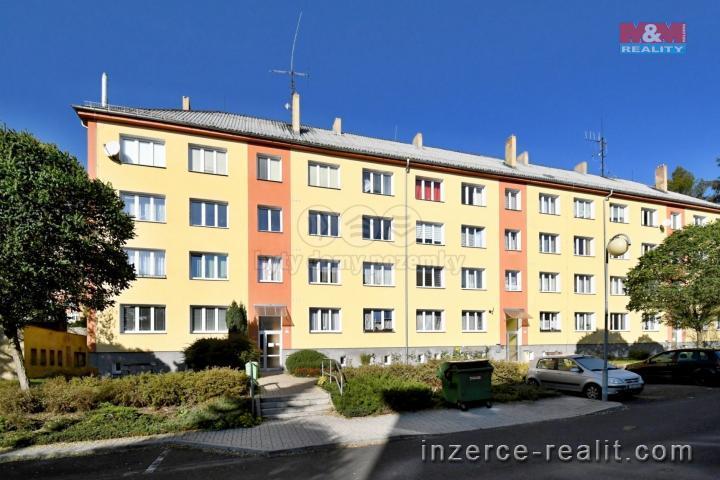 Pronájem, byt 2+1, 57 m2, Aš, ul. Palackého
