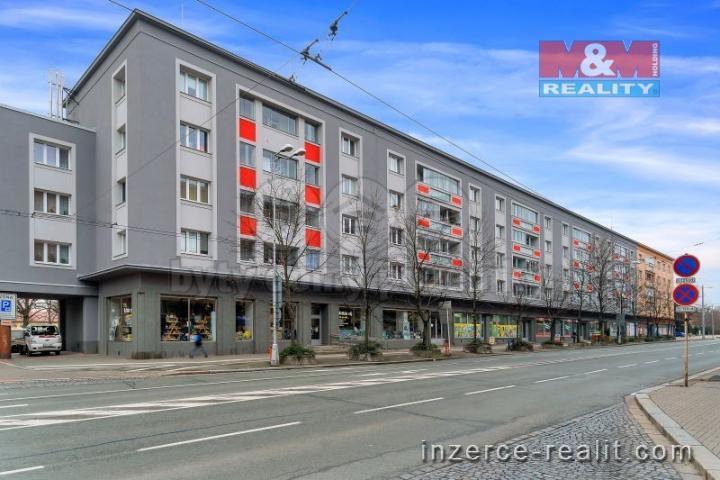 Prodej, byt 2+1, 71 m², Hradec Králové, ul. Gočárova třída