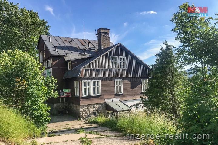 Prodej, ubytovna, 3.877 m2, Špindlerův Mlýn, ul. Horní
