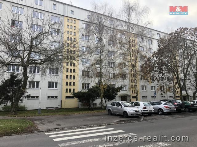 Prodej, byt 1+kk, 25 m², Kladno, ul. Dánská