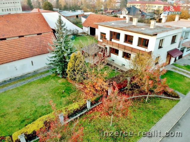 Prodej, rodinný dům, 220 m2, Hustopeče nad Bečvou