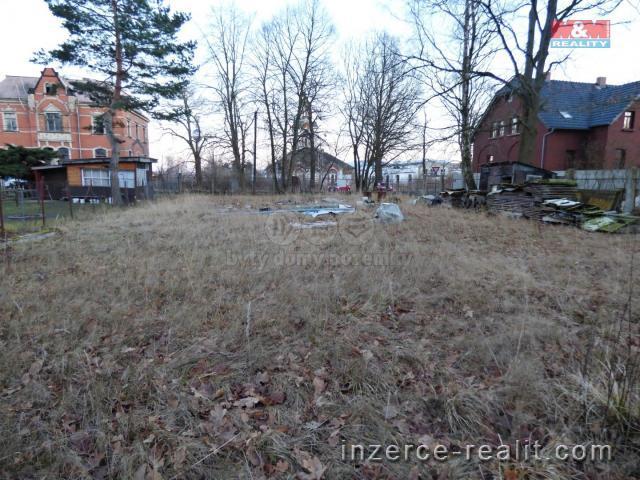 Prodej, stavební pozemek, 772 m2, Varnsdorf, okr. Děčín