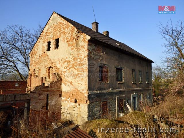 Prodej, rodinný dům, Děčín - Staré Město