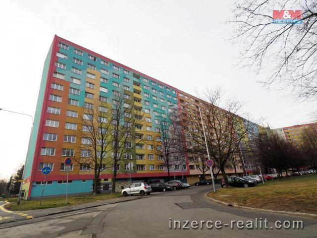 Prodej, byt 3+1, 72 m2, Ostrava - Hrabůvka, ul. Mjr. Nováka