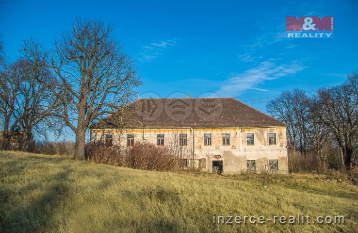 Prodej, rodinný dům, 836924 m², Červený Újezd