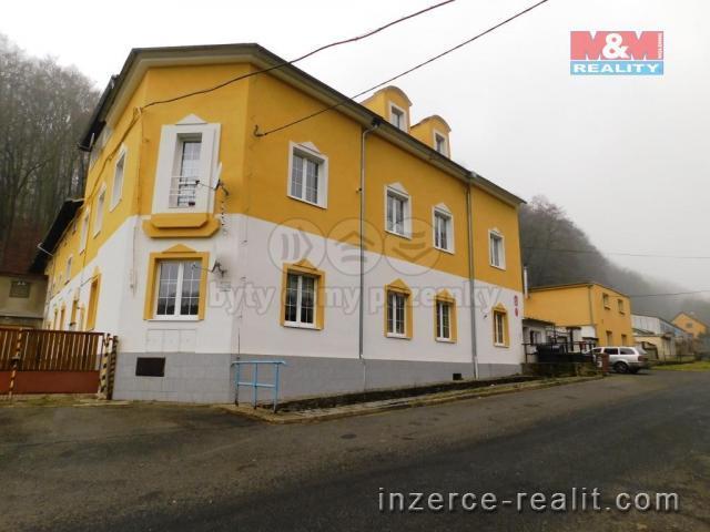 Prodej, nájemní dům, Litvínov, ul. Hornická