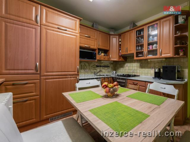 Prodej, byt 3+1, 72 m2, Rožnov pod Radhoštěm, ul. Kulturní