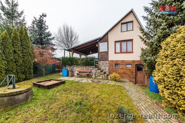 Prodej, zahrada s chatou, Jaroměřice nad Rokytnou