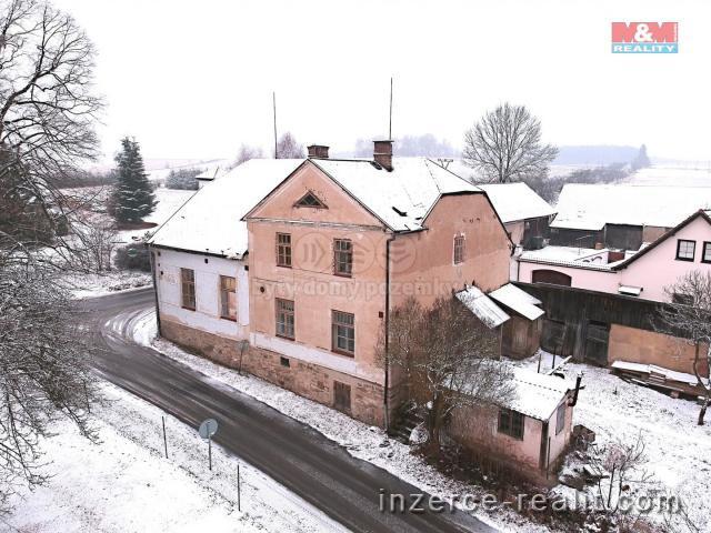 Prodej, rodinný dům, Polesí u Počátek, okres Pelhřimov