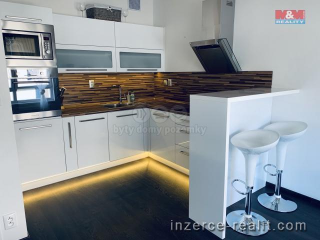 Pronájem, byt 2+kk, 46 m2, Moravská Ostrava, ul. Jantarová