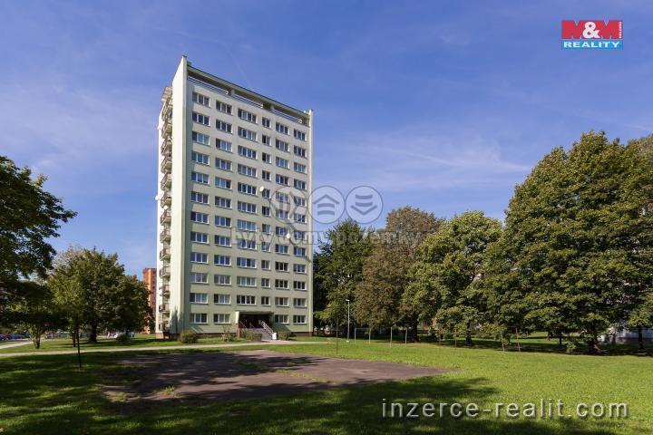 Pronájem, byt 3+1, 68 m², Ostrava, ul. Polská