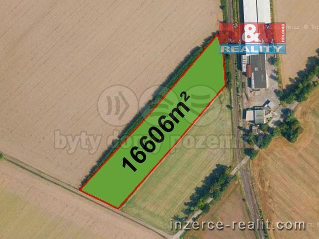 Prodej, pole, 16606 m², Petrovice u Karviné
