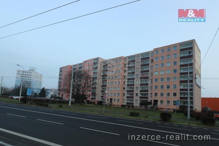 Pronájem, byt 2+kk, Teplice, ul. Přítkovská