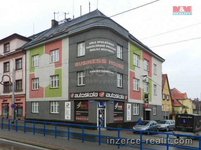 Pronájem, obchodní prostory, 92 m², Ostrava, ul. V Zátiší