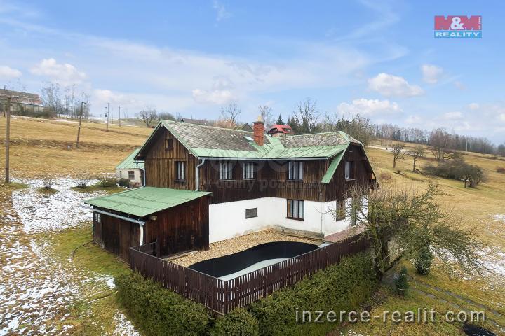 Prodej, chalupa, 17104 m², Vysoké nad Jizerou