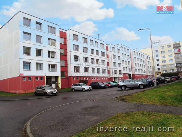 Prodej, byt 3+1, 68 m², Tachov, ul. Želivského