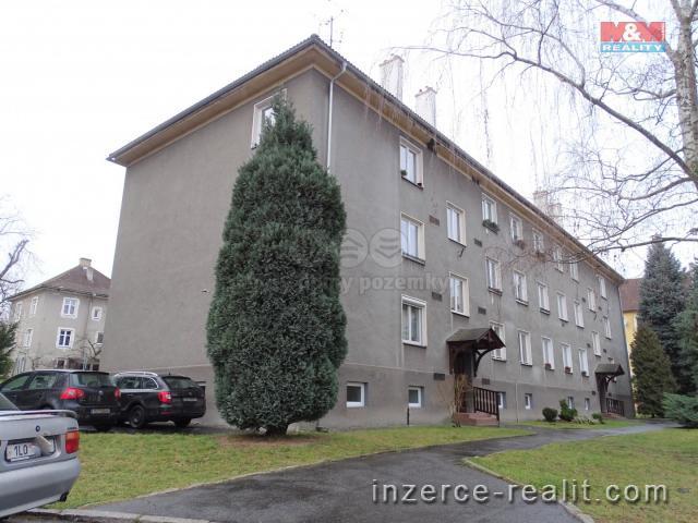 Prodej, byt 3+1, OV, 70 m2, Nový Bor, ul. Husova
