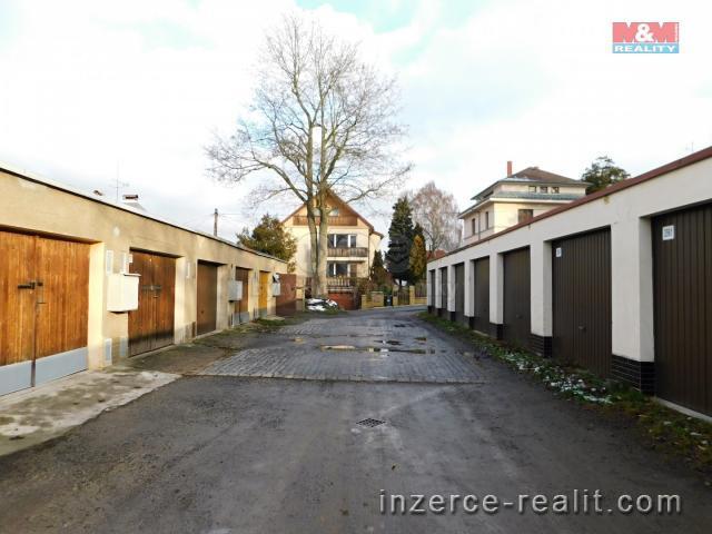 Pronájem, garáž, 21 m², Jablonec nad Nisou