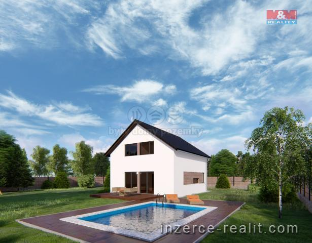Prodej, rodinný dům, 5+kk, 886 m2, Ostředek