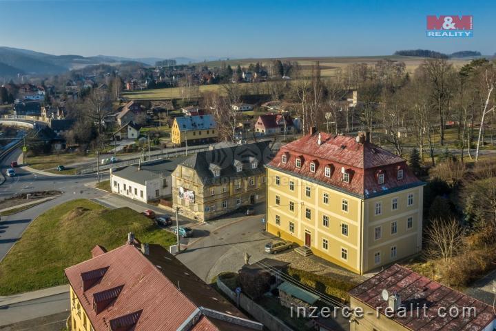 Prodej, byt 3+1, 72 m2, Chrastava, ul.Školní