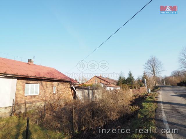 Prodej, rodinný dům 1+1, 45 m2, Petřvald u Karviné