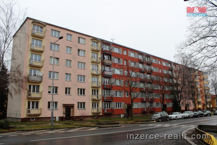Prodej, byt 2+1, 51 m2, Ostrava, ul. Sokolovská