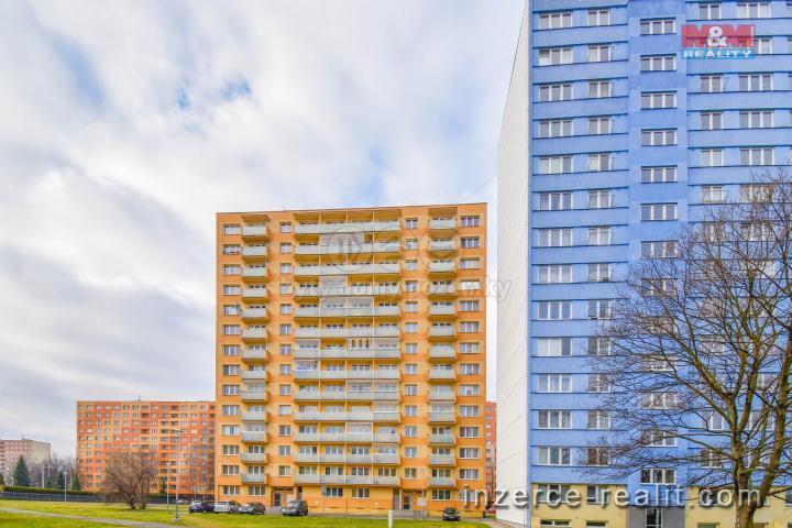 Prodej, byt 2+1, 62 m², Ostrava, ul. Františka Hajdy