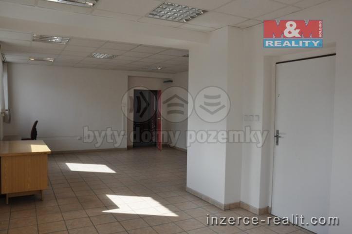 Pronájem, komerční prostory, 200 m2, Žamberk, ul. Zemědělská
