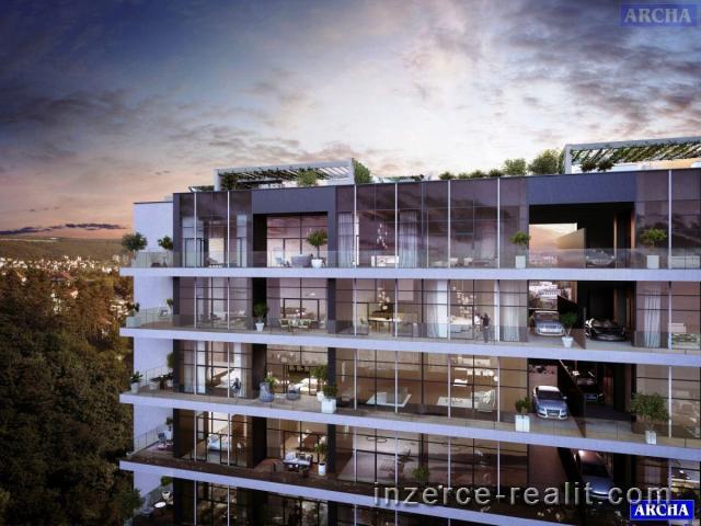Prodej bytu LOFT,  plocha 96 m2, 11.NP,  balkon, Praha 4