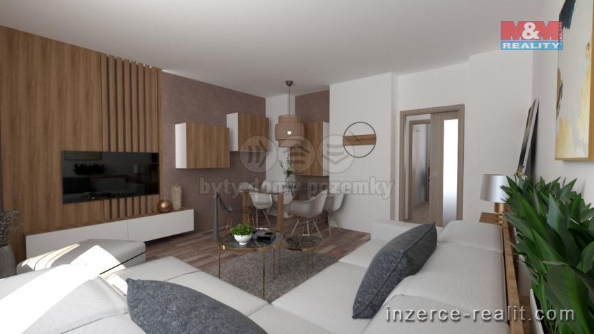Prodej, byt 3+1, 62 m², Říčany, ul. Krabošická