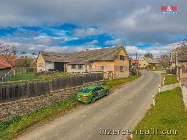 Prodej, rodinný dům, 707 m², Struhařov - Bořeňovice