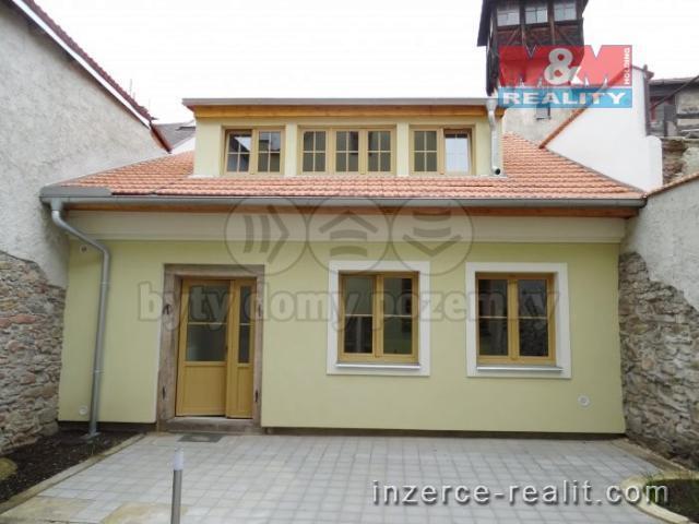 Pronájem, byt 2+kk, 60 m2, JIndřichův Hradec, ul. Panská