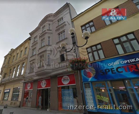 Prodej, nájemní dům, 1200 m², Ostrava, ul. Poštovní