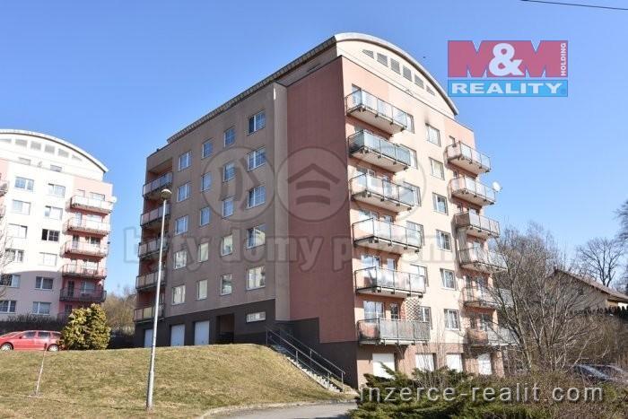 Pronájem, byt 1+1, 38 m2, Liberec, ul. Pastelová
