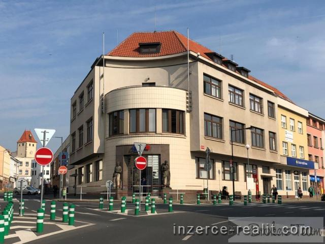 Pronájem kanceláře 15m2, Pražská ul. Mělník