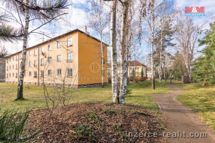 Pronájem, byt 2+1, 51 m², Pardubice, ul. Teplého