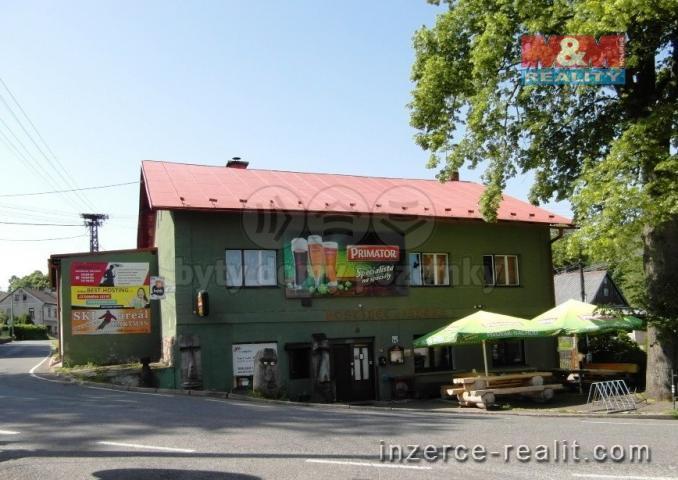 Prodej, restaurace, 597 m2, Česká Čermná