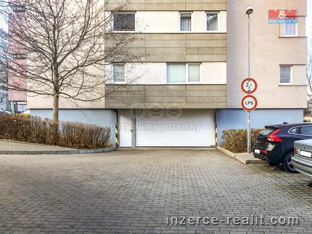 Prodej, garážové stání, 12 m², Praha 9, ul. Chotěšovská