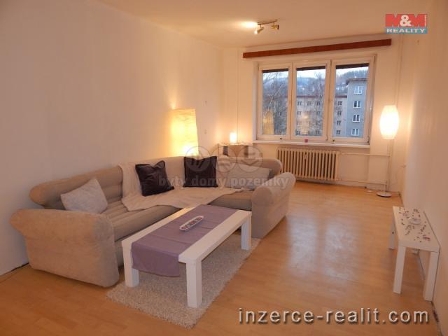 Prodej, byt 2+1, 53 m2, Česká Třebová, ul. Nové náměstí