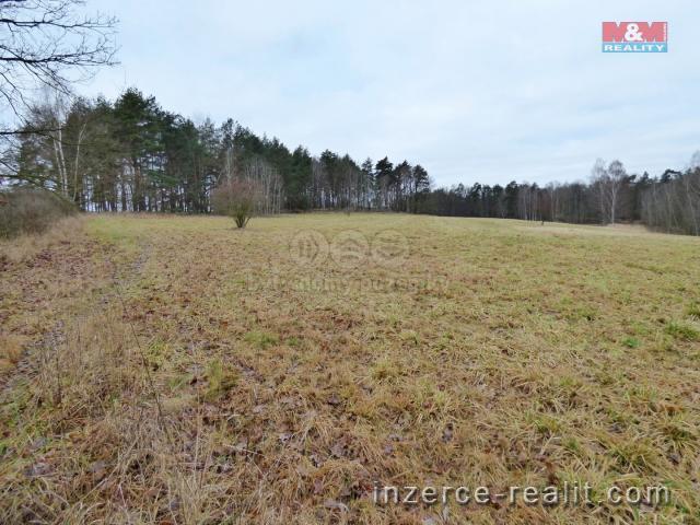 Prodej, pozemky, 17370 m2, Sosnová