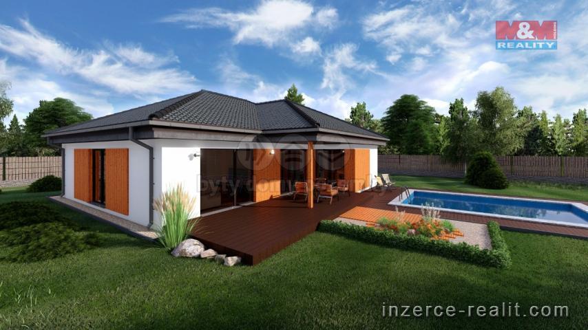 Prodej, rodinný dům ve výstavbě, 4+kk, 1569 m², Košťany