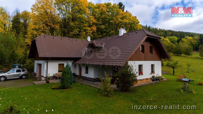 Prodej, rodinný dům, 5866 m², Nicov-Řetenice