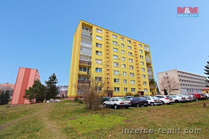 Prodej, byt 2+1, 56 m2, Stráž pod Ralskem, ul. Mimoňská