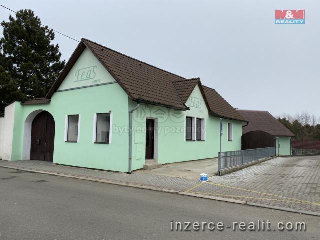 Prodej, obchodní objekt, 878 m², Soběslav, ul. Wilsonova