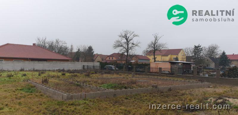 Stavební parcela v obci Jimlín, okr. Louny