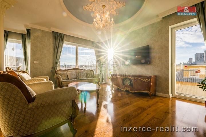 Prodej, byt 5+kk, 145 m², Mariánské Lázně, ul. Dvořákova