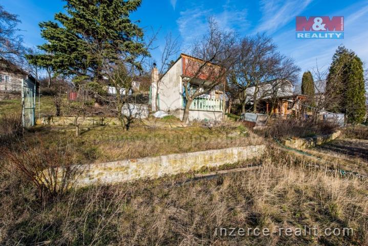 Prodej, zahrada, 533 m², Kadaň, zadní vrch